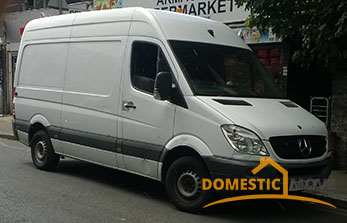 Local man and van services in London