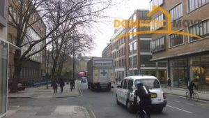 Green Domestic Removals EC1, Farringdon