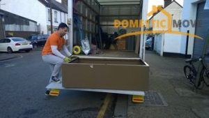 Fast Household Removals in Freezywater