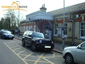 Elmstead Woods railway station